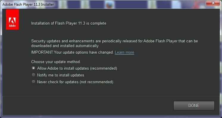 Adobe Flash Player is Crap « irq5.io
