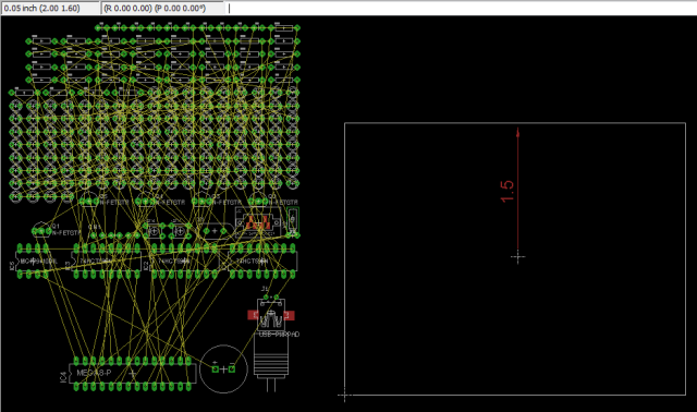 Ringo3 empty PCB layout